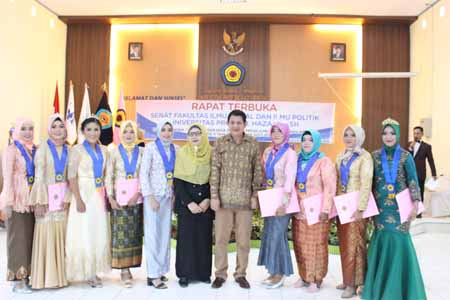 Yudisium II Fakultas ISIPOL TA. 2017/2018