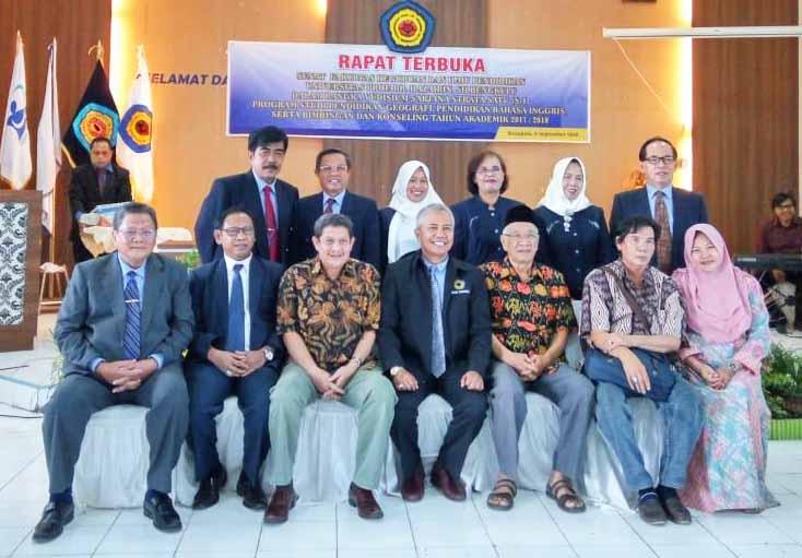 FKIP Yudisium 84 Mahasiswa