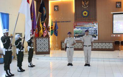 Sertijab Komandan Satuan Menwa UNIHAZ Periode 2019-2020