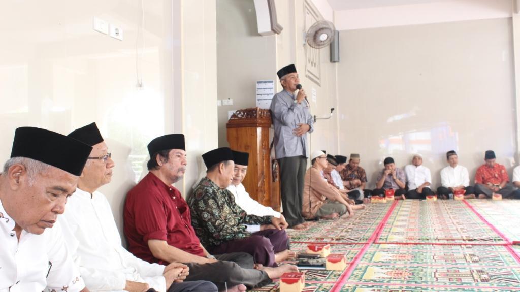 Halal Bi Halal Idul Fitri 1440 H UNIHAZ