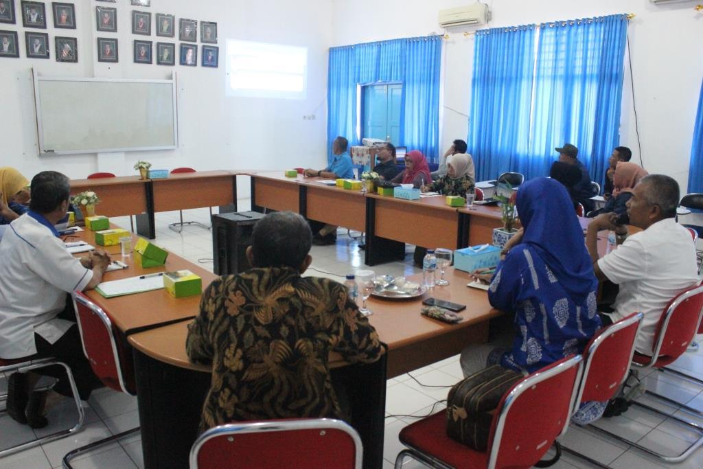 Kunjungan Kerja DPR-RI Hj. Dewi Coryati, M.Si. ke UNIHAZ